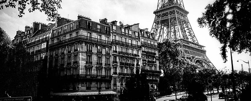 Cyril Jayant - Paris in panorama .