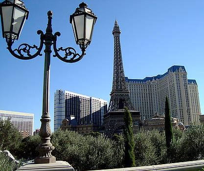 Paris in Vegas by Danielle Bedard