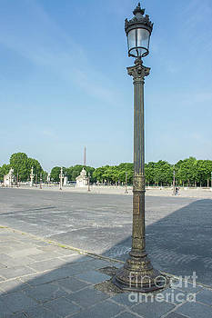Tim Mulina - Paris Lightpost 1