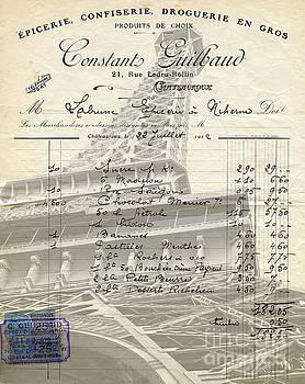 Edward Fielding - Paris Love Chocolate Wine