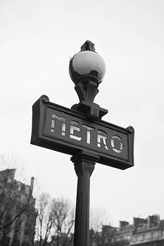 Art Block Collections - Paris Metro