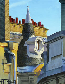 Paris by Michael Ward