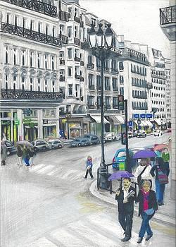 Paris by Michelle Skinner