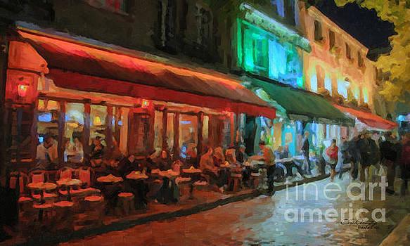 Paris Night by Chris Armytage