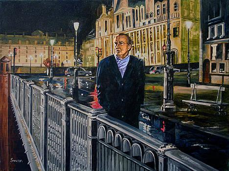Paris Night by Graham Swan