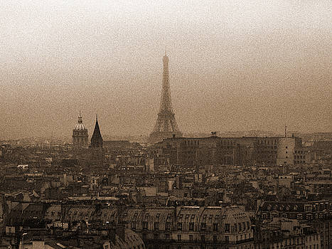 Paris of Yesteryear III by Mark Currier