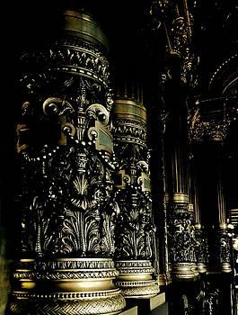 Paris Opera at Night Series by John Tschirch