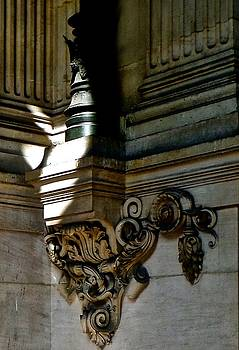 Paris Opera Decoration by John Tschirch