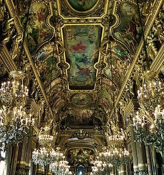 Paris Opera Grandeur by John Tschirch