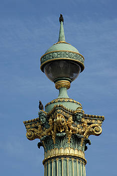 Paris Ornament by Eric Tressler
