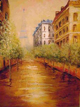 Paris Remembered by Barbara Sudik