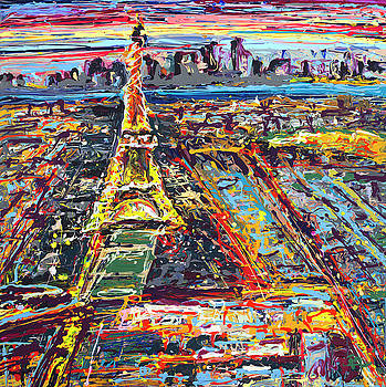 Paris by Ron Hust and Ron Libbrecht