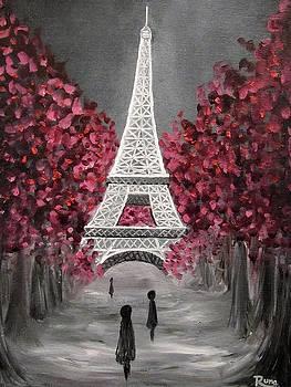 Crimson Trace by Runa Bakshi