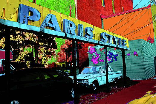 Jost Houk - Paris Style
