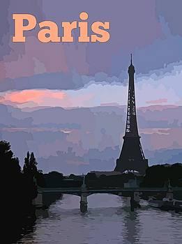 John Malone - Paris the Poster