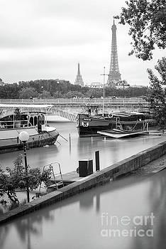 Delphimages Photo Creations - Paris underwater