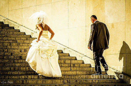 Julian Starks - Paris Wedding