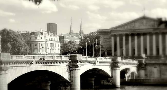 Marla McPherson - Parisian Architecture