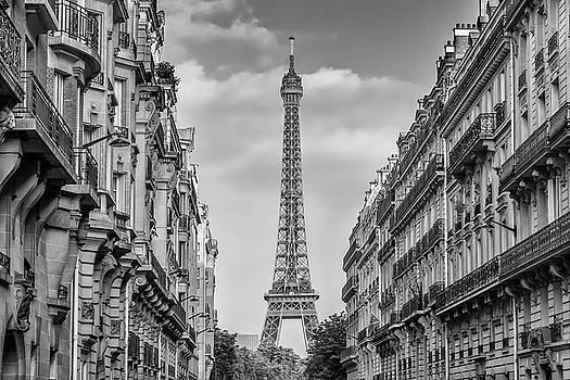 Melanie Viola - Parisian Flair - monochrome