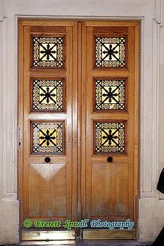Parisian Portal #1 by Everett Spruill