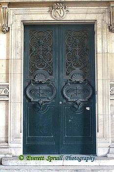 Parisian Portal #2 by Everett Spruill