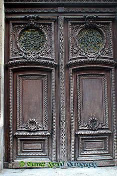 Parisian Portal #3 by Everett Spruill