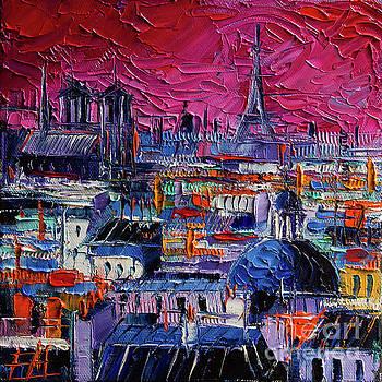 Mona Edulesco Artwork For Sale Lyon France