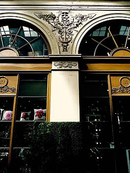 Parisian Shops. Galerie Vivienne. by John Tschirch