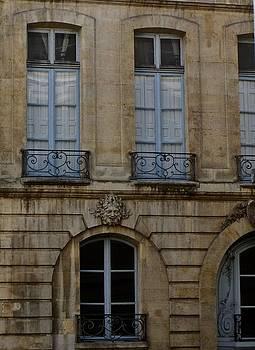 Parisian Windows by John Tschirch