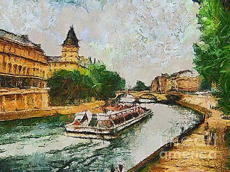 Parissss by Yury Bashkin