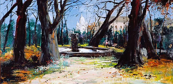 Park by Alim Adilov