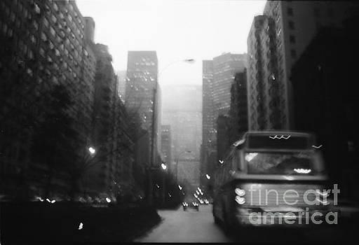 Park Ave. Manhattan by Steven Macanka