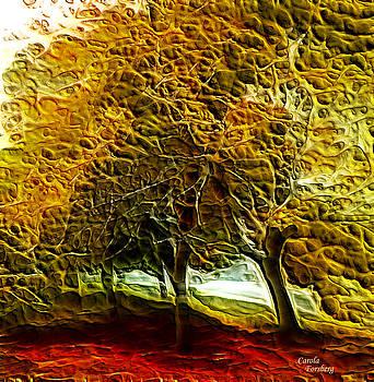 Park Landscape by Carola Ann-Margret Forsberg