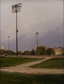 Park LIghts by Lydia Martin