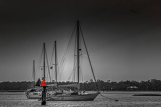 Parked - Seaside Scenic by Barry Jones