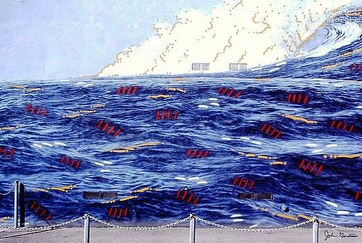 John Gerstner - Parking by the Sea