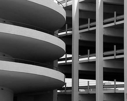 David April - Parking Garage