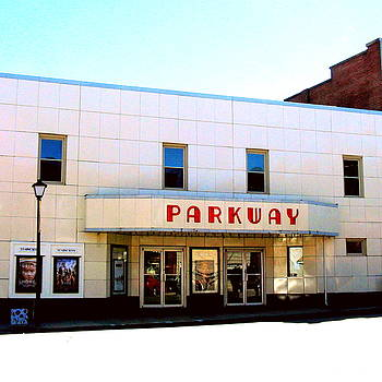 Parkway Theatre by Rollin Jewett