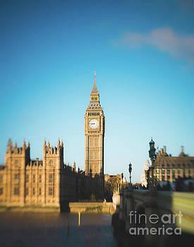 Parliament Blur by Sonja Quintero