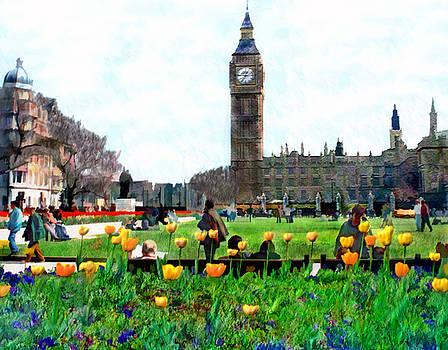 Kurt Van Wagner - Parliament Square London