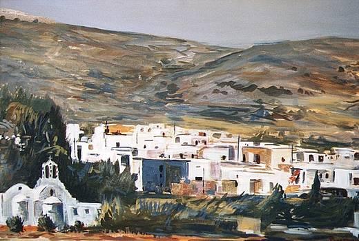 Paros-Marpisa by George Siaba