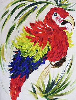 Suzanne  Marie Leclair - Parrot