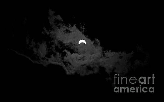 Partial Eclipse by David P Hufstader