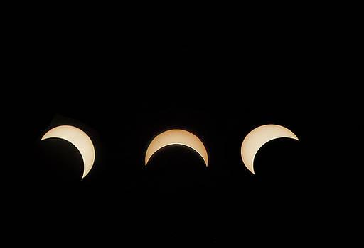 Partial Soalr Eclipse by Dennis Clark