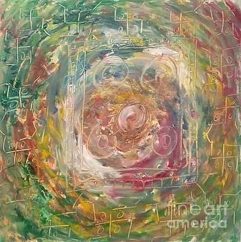 particle GOD by Anupam Gupta