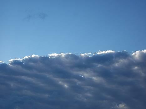 Partly Cloudy Sky by Scarlett Stephenson