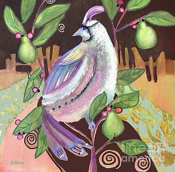 Partridge In A Pear Tree by Shane Guinn