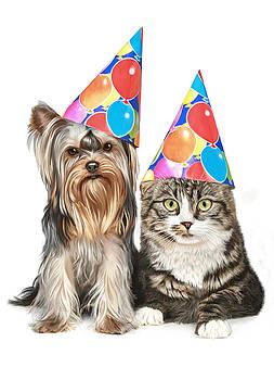Party Animals by Bob Nolin