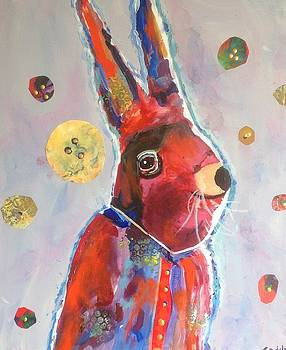 Party Bunny by Morris Eaddy