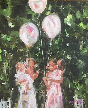 Party Girls by Molly Wright